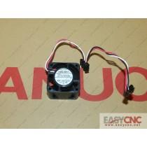 A90L-0001-0580#B 1611VL-05W-B49 NMB fan 24vdc 0.07A 40*40*28mm with double connector new