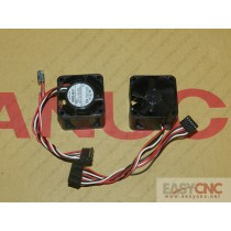 A90L-0001-0580#C 1611VL-05W-B49 NMB fan 24VDC 0.07A 40*40*28mm new